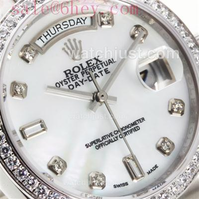 breguet marine royale white gold